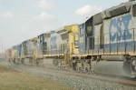 CSX 7848, East